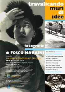 Il manifesto della mostra di ARZIGNANO | Vicenza