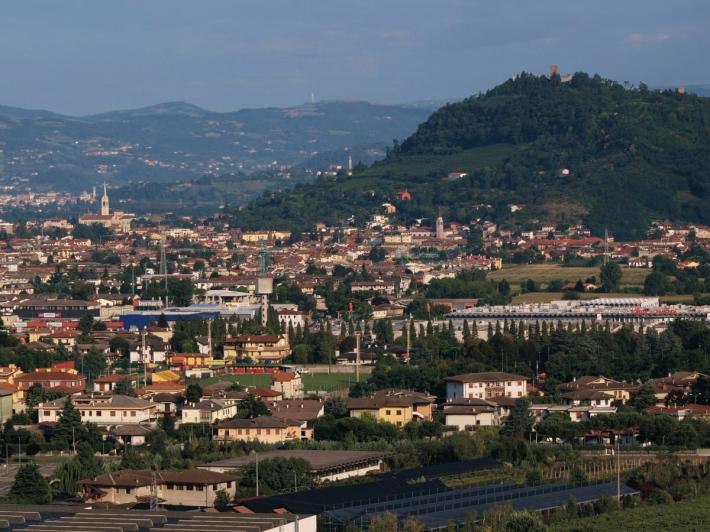 Lo sguardo di Sergio Giaretta su Montecchio Maggiore