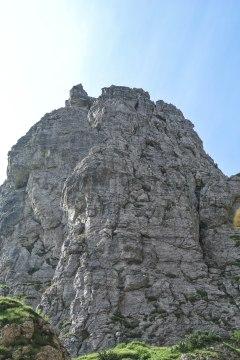 Parete Nord del Baffelan