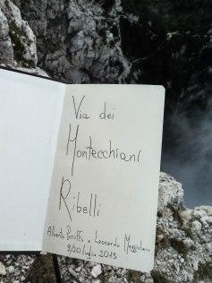 """""""Libro di via"""""""