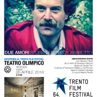 TEATRO OLIMPICO | VICENZA | Storia di Renato Casarotto | 64. TFF