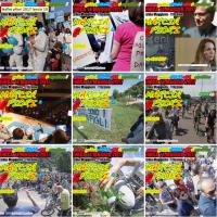 CAMPAGNA MARCIA dei pFIORI 2017 | conto alla rovescia e CS compresso x social e fogli locali | MAPPE per auto, bici, CORTEO