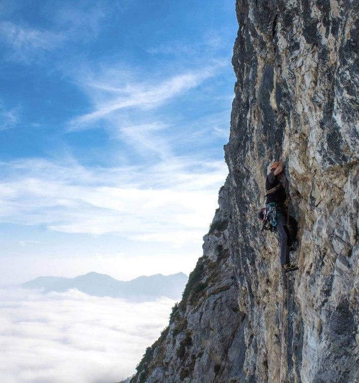 taglio alpinismo radicale