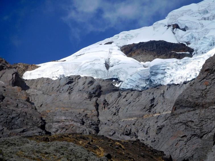 I piedi ghiacciati dei Contrahierbas