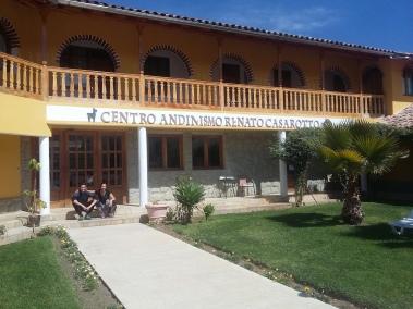 Il Centro Andinismo Renato Casarotto di Marcarà