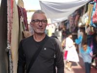 Ritratto presso il mercato di Huaraz