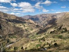 In viaggio dalla Blanca alla Huayhuash