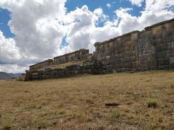 Il sito Unesco di Huánucho Pampa