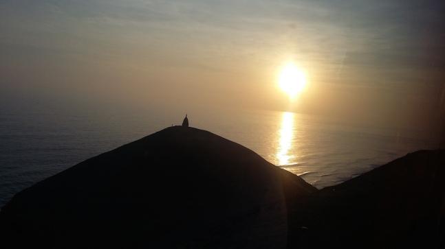 L'Oceano Pacifico, verso Lima