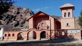 La Chiesa spagnola di Peñas