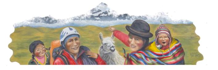disegno scuola padre topio penas bolivia