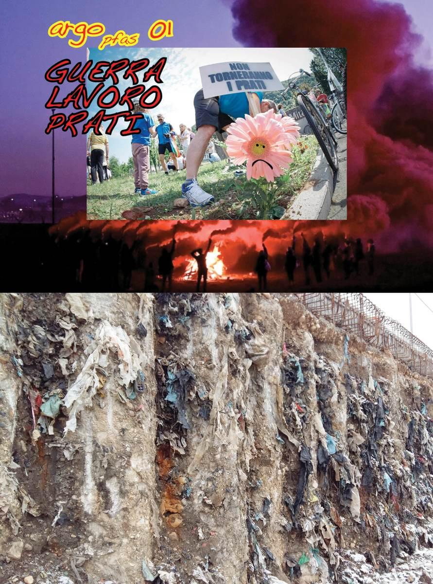 LA PRIMA ARGO | NON TORNERANNO I PRATI dove si seppelliscono IMMONDIZIA, MEMORIA, CORAGGIO | post QUESTA È LA TERRA DOVE VIVO
