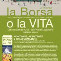 MONTAGNE, RESISTENZE E TRASFORMAZIONI | Incontro con le idee | Giovanni Pietrangeli e Alberto Peruffo