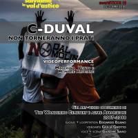 DEMO-VIDEO di C-DUVAL | la data del 24 giugno per Salviamo la Valdastico FANTASTICO 18 | tutti i dettagli sulla nuova performance CCC