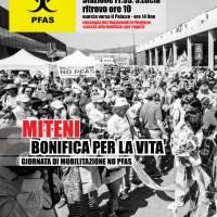 MOBILITAZIONE NO PFAS A VENEZIA | Bonifica per la vita | 20 OTT 2019