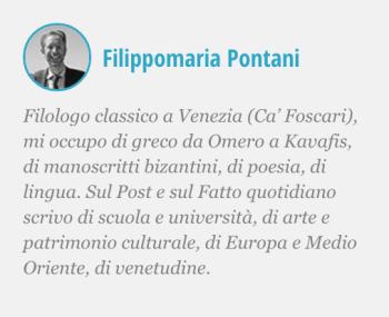 Filippomaria Pontani